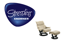 Stressless Recliners and Ottomans By Ekornes